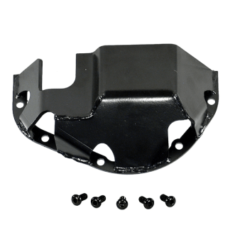 Dana 44 differential skid plate