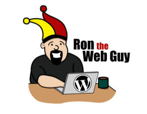 ron the web guy wordpress