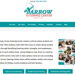 arrow tutoring center project