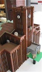 レゴブロックで作られた安田講堂
