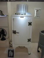 日本初の家庭用電気冷蔵庫