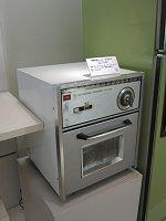 日本初の家庭用電子レンジ
