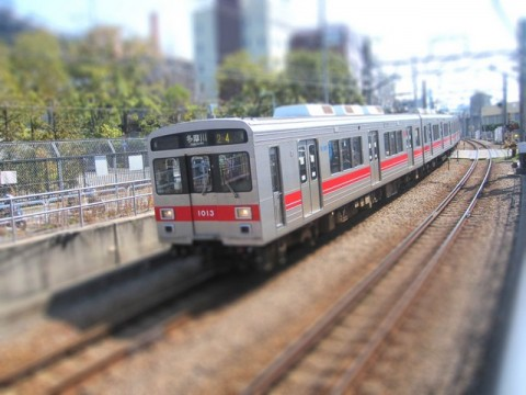 東急1000系電車(1013)