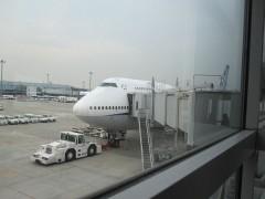 最後に乗ったB747