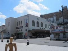 両国駅自体歴史的建造物