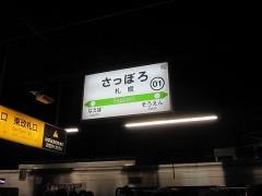札幌駅から大通公園へ