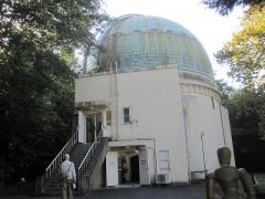 天文台歴史館(大赤道儀室)