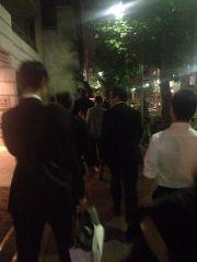 日比谷線入谷駅から歩く