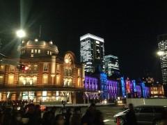 東京駅の赤レンガ駅舎に近づいてみる