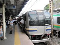 E217系電車