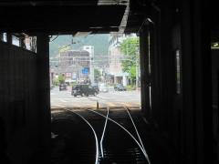 京津線に乗って…