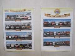 歴代のフェスタ展示車両の紹介