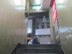 階段を上がると…