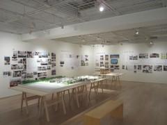 「伊東豊雄展 ITO Toyo Exhibition『空気をデザインする ーみんなの森 ぎふメディアコスモスー』」