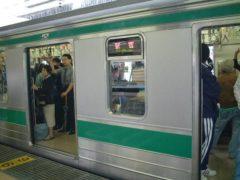埼京線の205系…今はなき6扉車