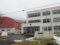 閉鎖された小学校