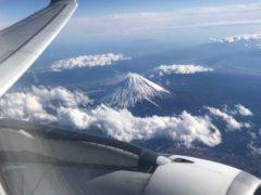 危うく富士山を見落とすところだった