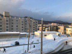 札幌郊外の街