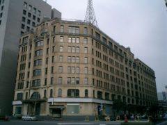 かつての三信ビルのような建物の再現は無理