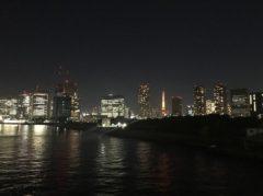 隅田川でももっとも下流にある橋