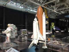 スペースシャトルは未来の乗り物だった…