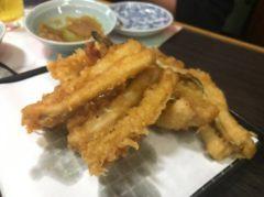 事実上、天ぷら食べ放題
