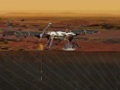 火星探査機「インサイト」