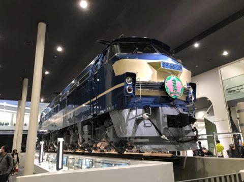 電気機関車EF66形35号機