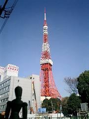 東京タワー(本文とは関係ありません)