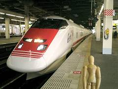 新幹線電気・軌道総合試験車(イースト・アイ)