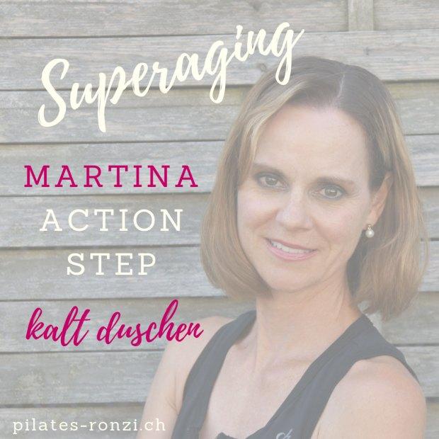 ACTION STEP – KALT DUSCHEN
