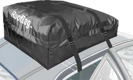 roofbag explorer roof carrier fits cars