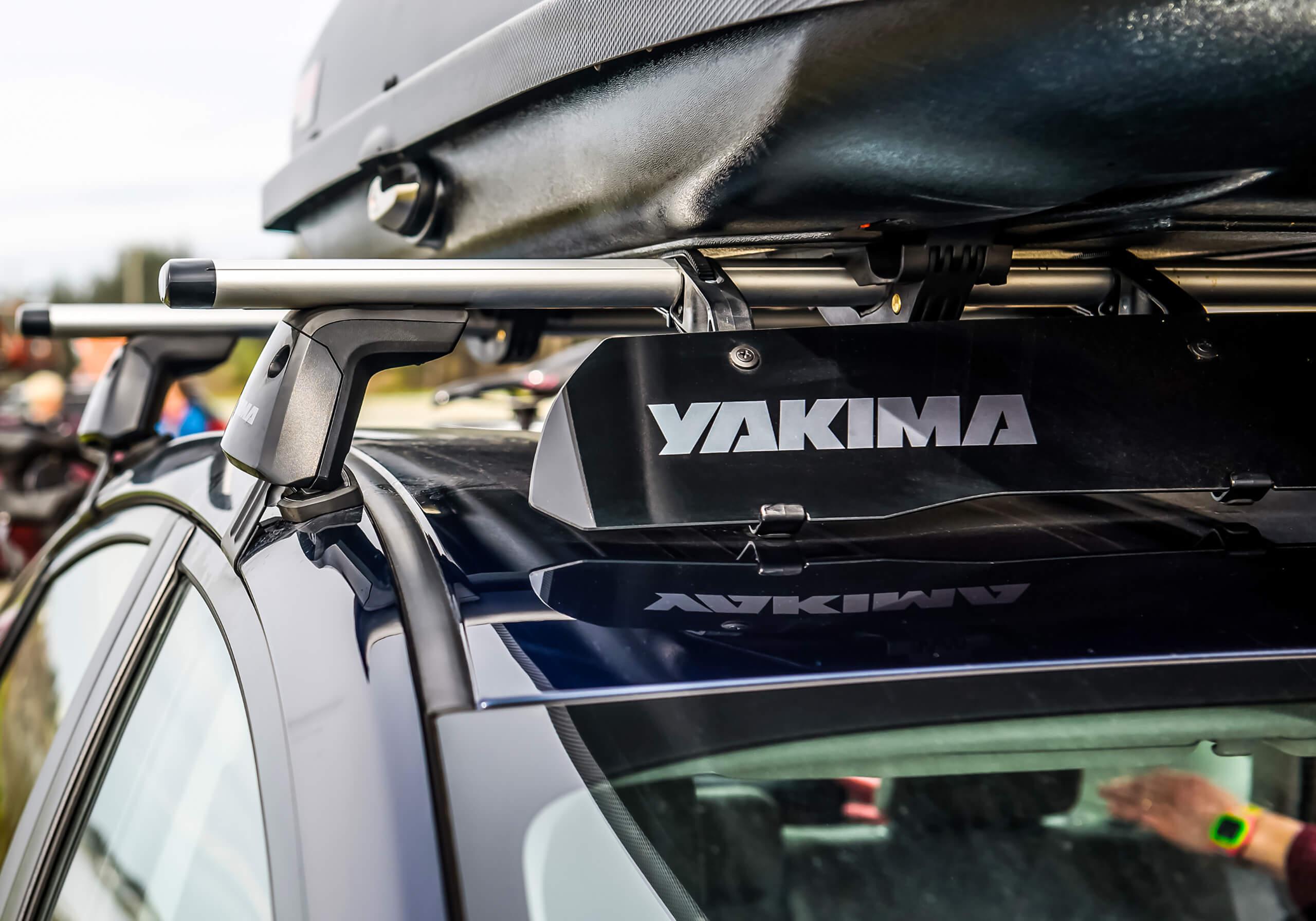 yakima windshield wind deflector 102cm no 8005017