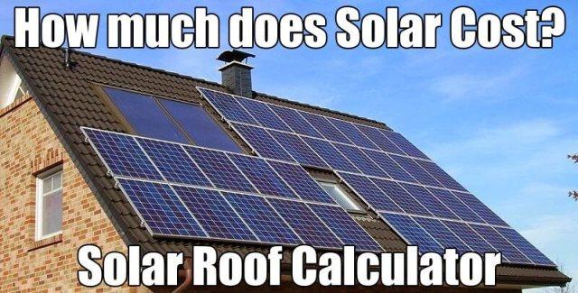 Metal Roof Solar Panels