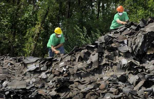Environmental Impact of Asphalt Shingles