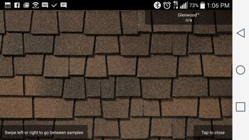 GAF Roof Shingles Colors APP 2