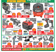 Harbor Freight Black Friday 2015 - page 2