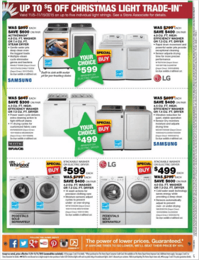 Home Depot Black Friday 2015 - 8