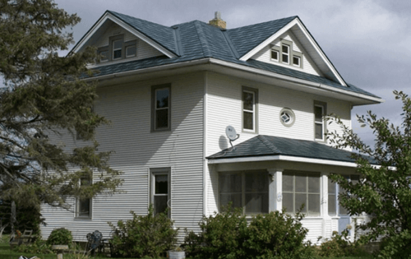 Metal Roof House Color Combinations