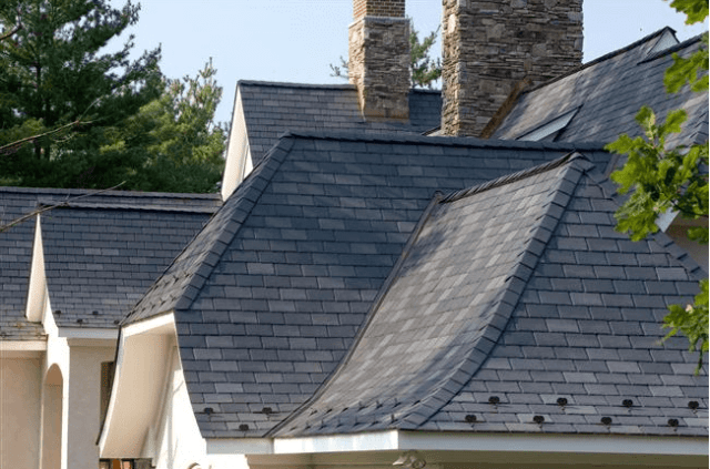 Ecostar Synthetic Slate Shingles