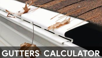 Seamless Gutters Cost – Estimate Gutter Prices Per Linear Foot
