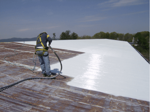 Liquid Rubber Roof