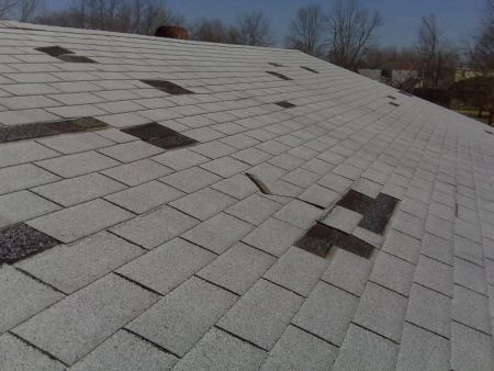 Low Quality Roof Install