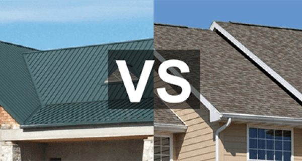 cost of metal roof vs asphalt shingles