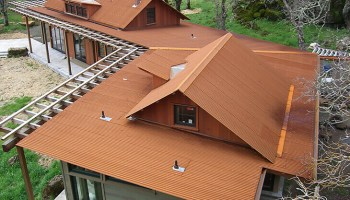 Metal Roof Colors How To Pick The Right Color For Your House Roofcalc Org
