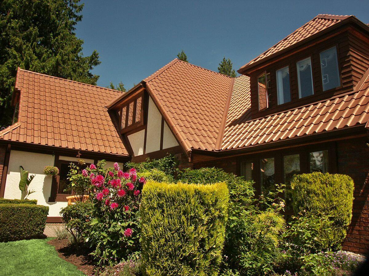 Вид крыши домов картинки