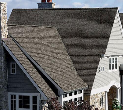 Budget roof shingles