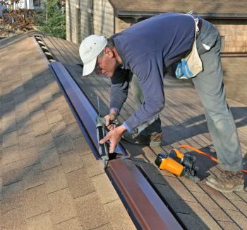 Roof vent installation guide