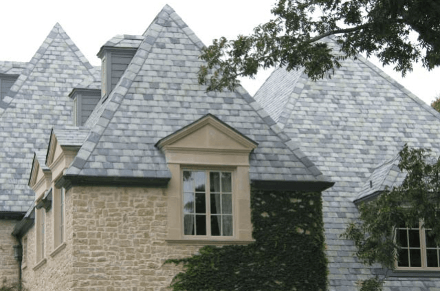 Synthetic Slate Roof - Slate Select