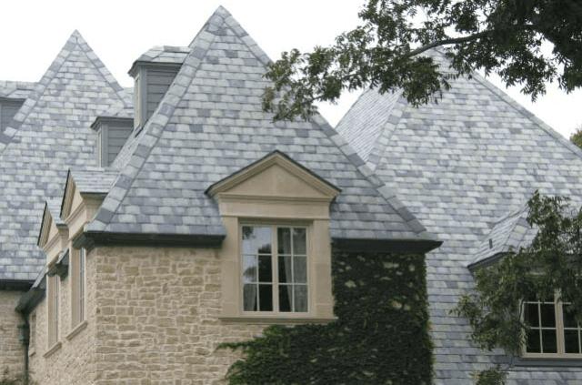 Synthetic Slate Roof - Slate Select